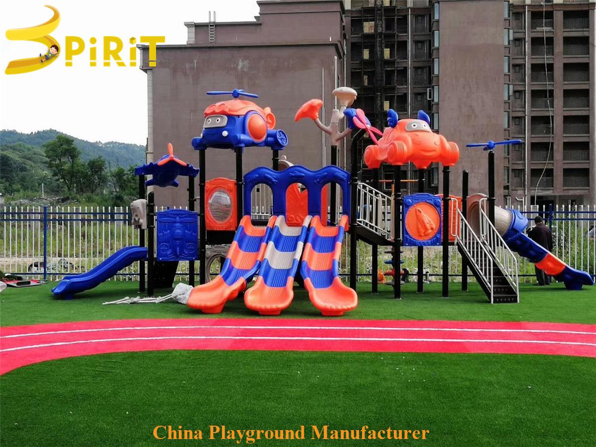 Airplane Series Outdoor Playground Photos (1)
