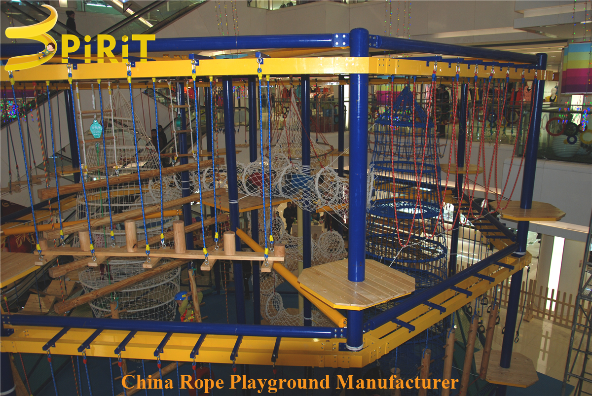 Kids Rope Course Structure  Photos (117)